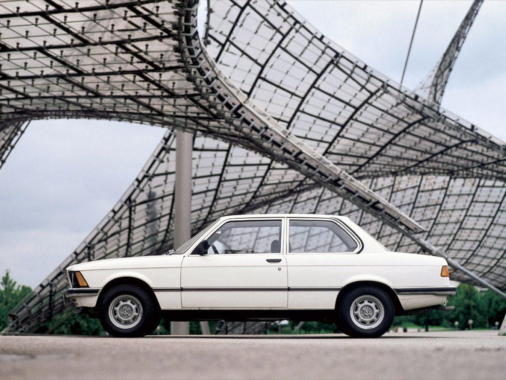 Voiture BMW Blanche