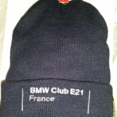 Bonnet Noir E21